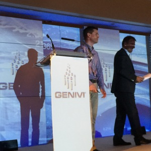 Matt Jones replacing former PSA exec Philippe Giquel as GENIVI president