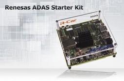 Renesas releases ADAS Starter Kit
