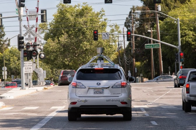 The View from the Front Seat of the Google Self-Driving Car, Chapter 2 — Medium