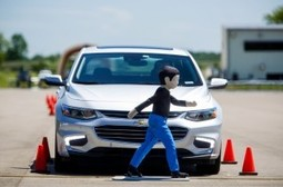 US: GM launches new active safety test area for ADAS and V2X