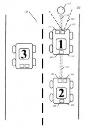 Google wins patent for vehicle-to-vehicle video comms