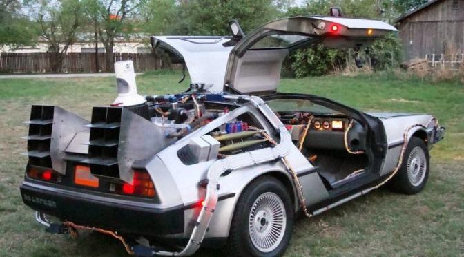 "Watch ""A Time Traveling DeLorean and the Future of Automotive Connectivity"" Video at Engineering TV"