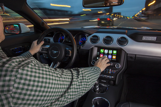 Ford to support Apple CarPlay and Android Auto on Sync 3