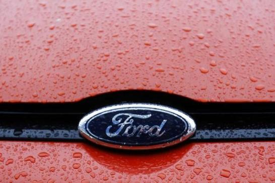 Ford, Toyota ally to counter Silicon Valley in dashboard war
