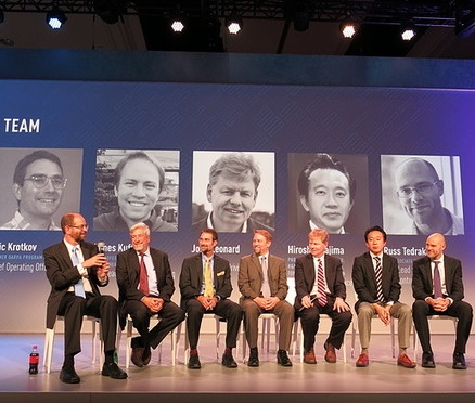 """Toyota introduces its """"dream team"""" for vehicle autonomy and advanced research"""
