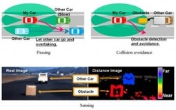 Japan: Mitsubishi Electric develops new ADAS algorithm