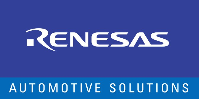 Watch Renesas Autonomous Driving at CES – Live Jan 5-8, 2017